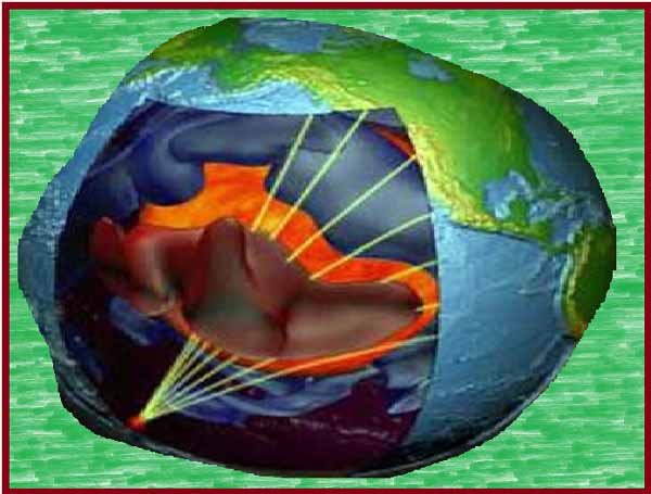 Проект: Виртуальная Мантия Земли.