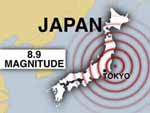 Землетрясение и цунами в Сендаи (Япония, 2011).