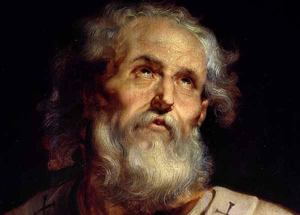 Святой Апостол Петр – Первый Папа Римский!