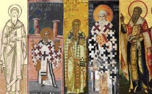 Иконография святого апостола Иакова брата