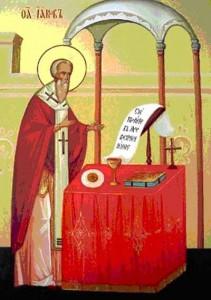Соборное послание апостола Иакова, брата Господня по плоти.
