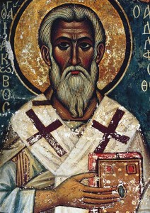 Апостол от 70-ти Иаков, брат Господень по плоти