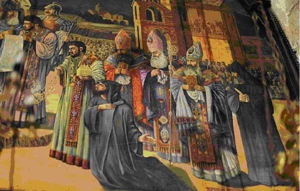Апостольский собор в Иерусалиме.