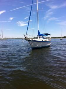 Яхта Wennibell