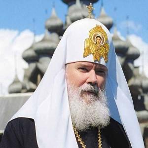 Патриарх Московский и всея Руси Алексий II.