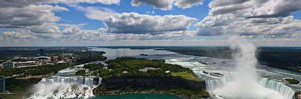 Фантастическое произведение природы – Ниагарский водопад.