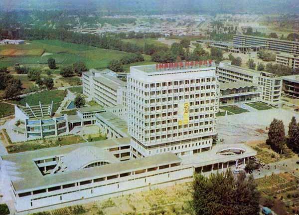 ТашГУ имени В. И. Ленина. 1974 год