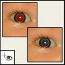 Red Eye Tool(Красные глаза)