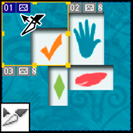 Slice Select Tool(Выделение фрагмента)