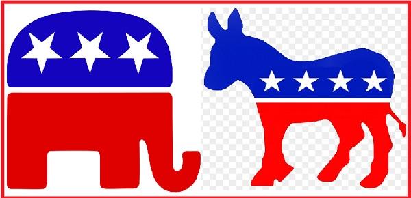 Перепалка между Дональдом Трампом и Джо Байденом на первых дебатах. Торжество демократии?