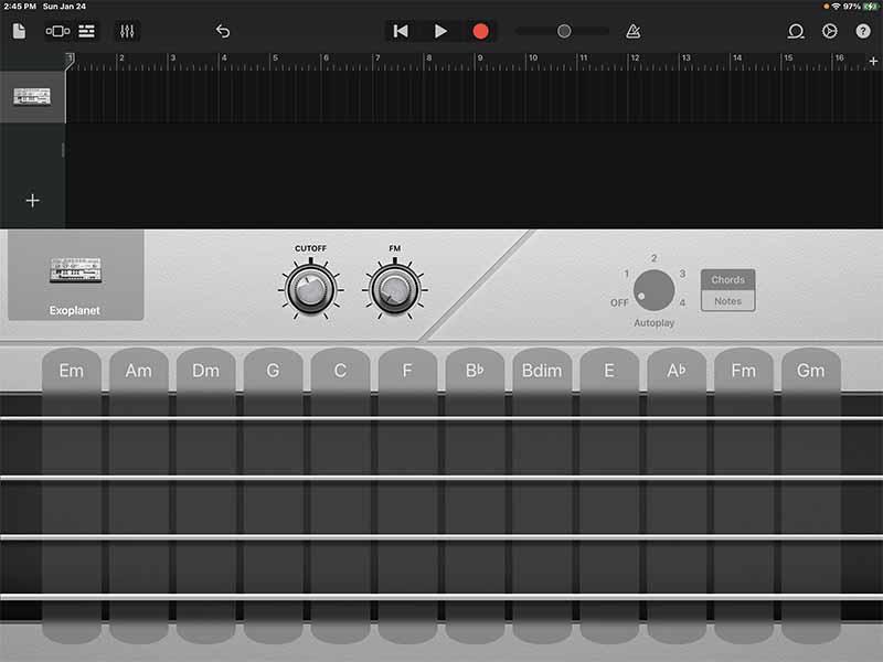 Smart Bass. Синтезаторы.