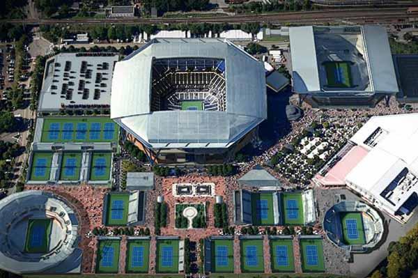 National Tennis Center, Flushing Meadows, New York