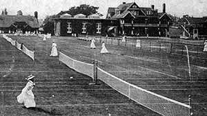 Philadelphia cricket club 1887